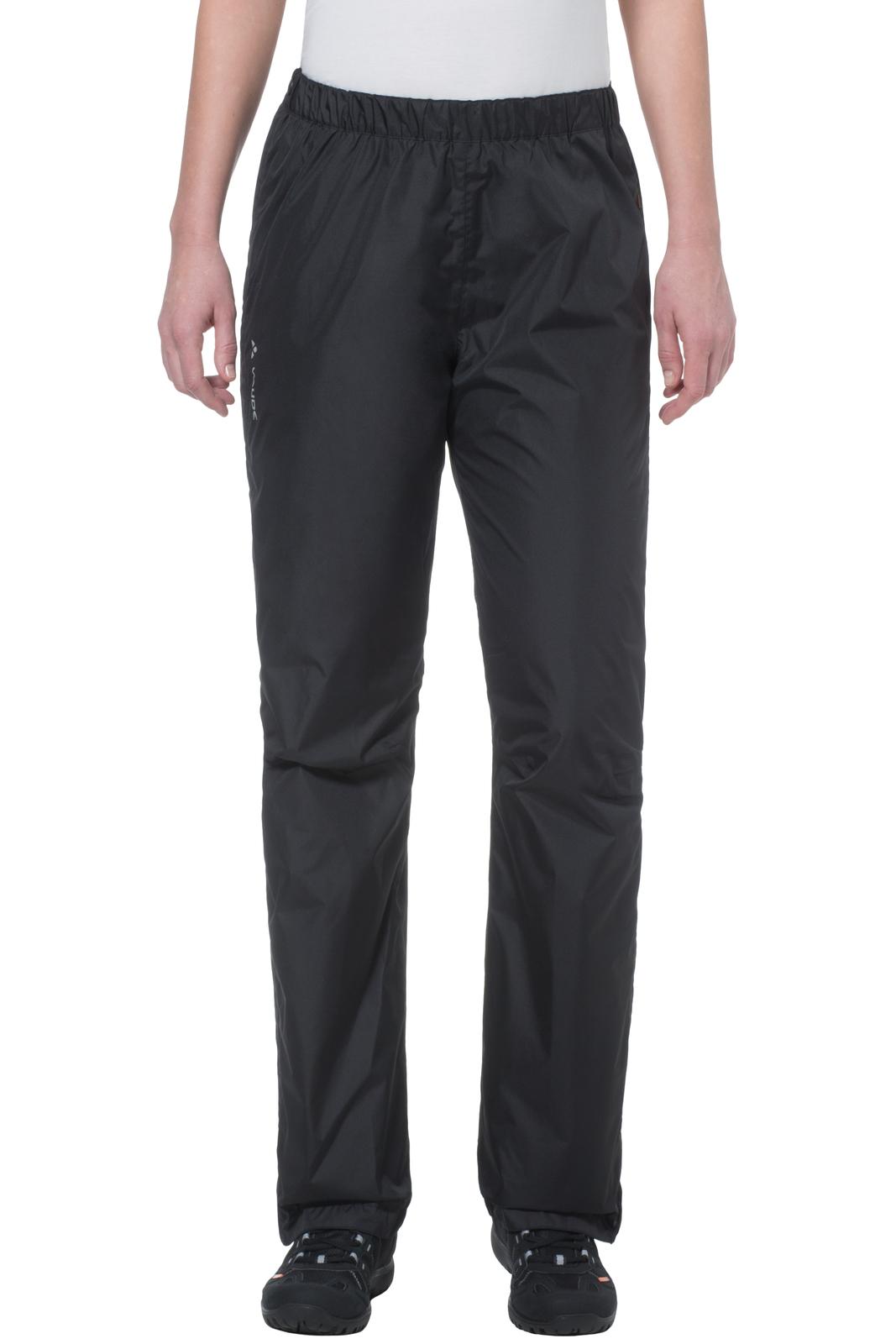 Women Fluid Full-Zip Pants